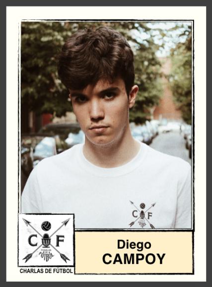 CROMO DIEGO CAMPOY