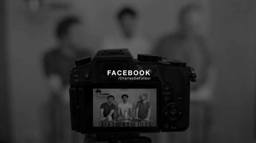 Nace la página de Facebook de Charlas deFútbol